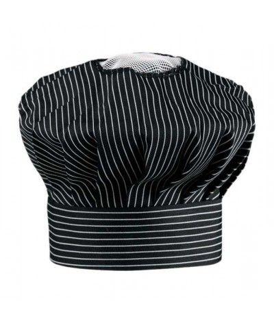 Cap Palmas black and white