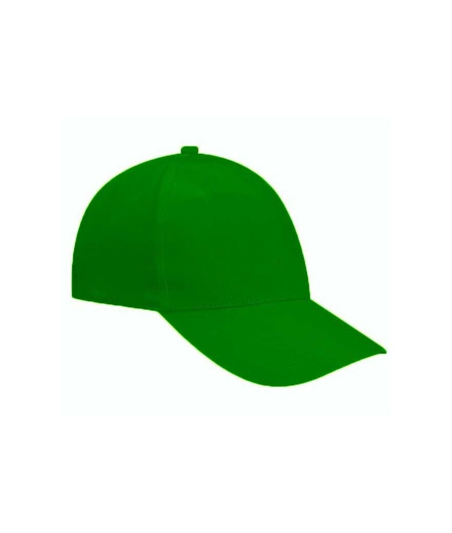 Caps pizzaiolo green