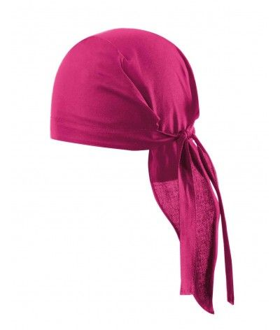 Bandana da cuccina rosa fucsia