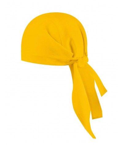 Bandana yellow