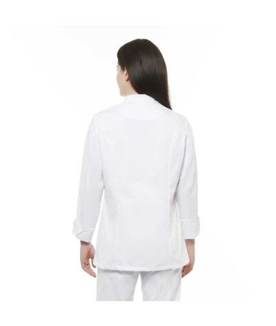 Veste ML blanche meringue