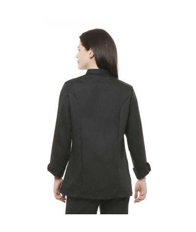 Veste ML noire meringue