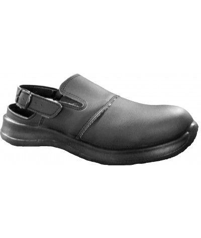 Chaussure de cuisine Domium Noir