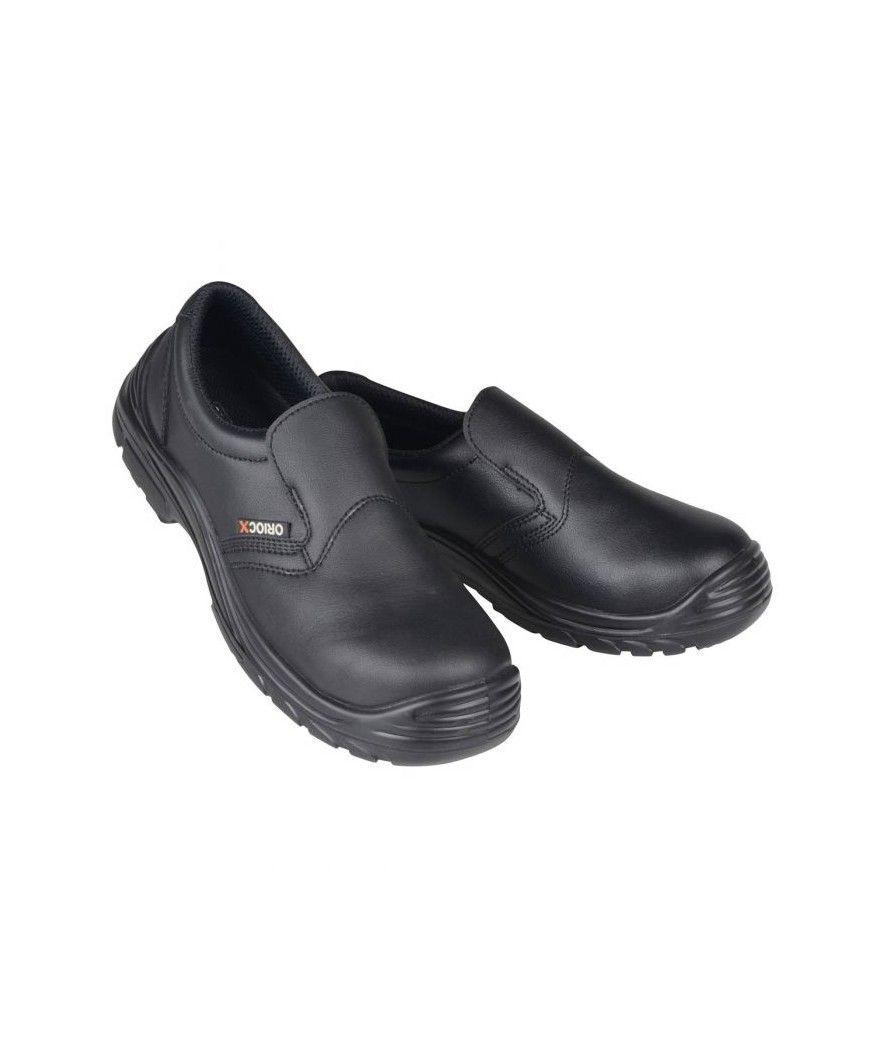 Chaussure de sécurité noire Quintanar
