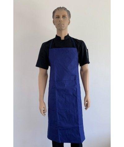 Tablier de cuisine à bavette PISE Monsieur veste marine