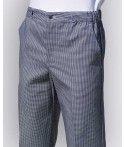 """Le pantalon """"pinacolada"""" pied de poule"""