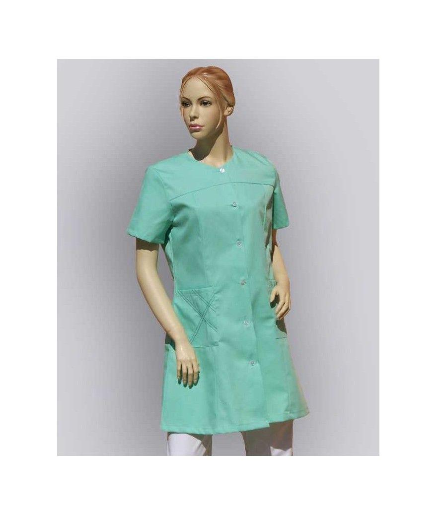 blouse verte femme MC