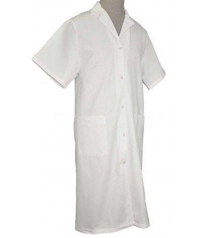 blouse blanche 100% coton
