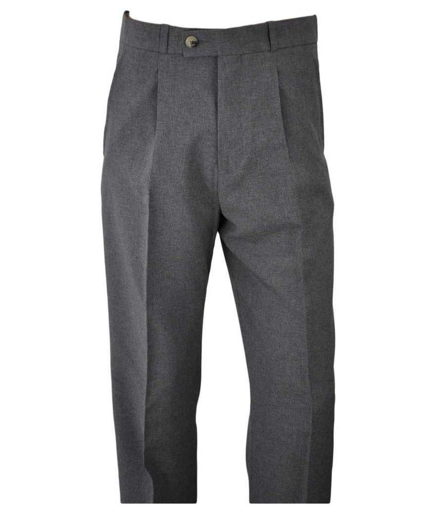 Mocked grey pants