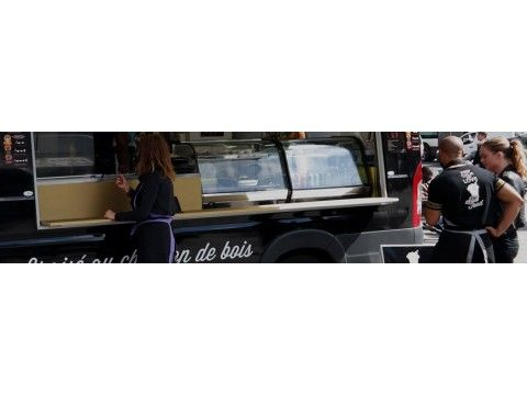 Food-truck clothing and accessories, shirts, aprons, hats
