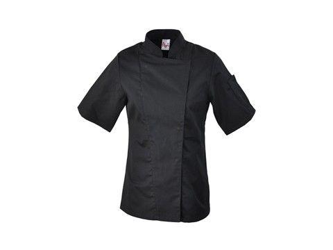 Belles vestes de cuisine spéciale femme , manches courtes ou longues