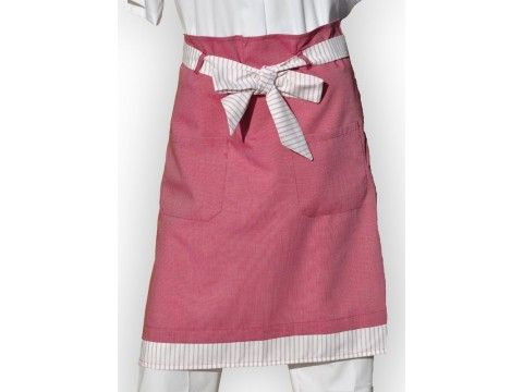 Apron special cut for women, beautiful assorted colors