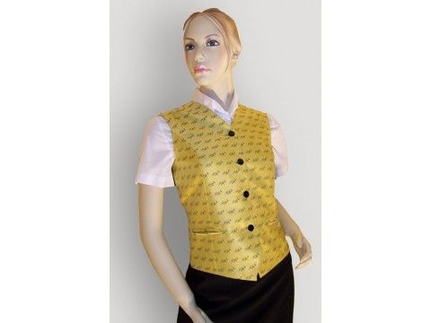 gilet service for woman