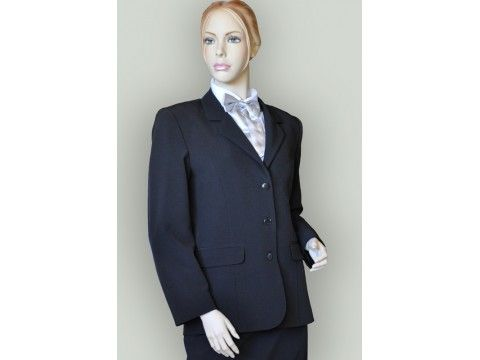 Vestes de service pour femme,spencer,veste femme : noir, gris, rouge