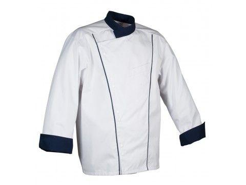 Vestes de cuisine ROBUR,coupe moderne,tissus innovants et confortables
