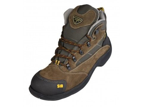 Chaussures de securité pour l'industrie et les employés du batiment
